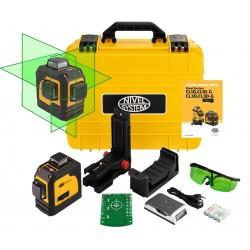 Nivel System CL3D-G Laser krzyżowy 360º wer. 3.0