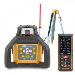 Niwelator laserowy Nivel System NL 500 Zestaw + Dalmierz GRATIS Negocjuj Cenę