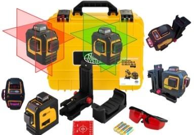 Nivel System Laser Krzyżowy CL3D
